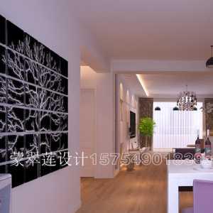 124平米的三居室,采用現代風格裝修的效果如何呢?