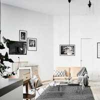 100平方客厅装修图