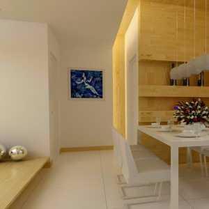 客厅水晶柱格挡