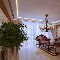 美式美式家具茶几客厅吊灯装修效果图