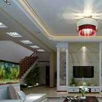 新现代三室两厅客厅装修效果图