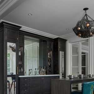 在家给自己找个放纵的小角落——吧台设计集合(上)