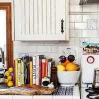 厨房煤气管装修效果图