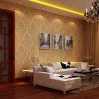 客廳大氣裝飾畫沙發背景墻效果圖