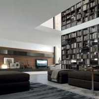 80平米房子室內客廳效果圖
