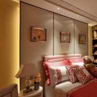 大户型窗帘卧室装修效果图
