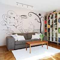 书房150平米以上清新复式混搭白色100万以上精装房