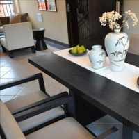 威尔斯水磨石餐厅瓷砖装修效果图