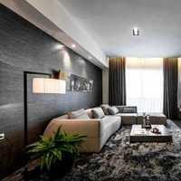 101平米三室一厅一卫装修预算