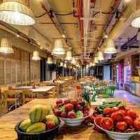现代现代餐厅茶几现代客厅装修效果图