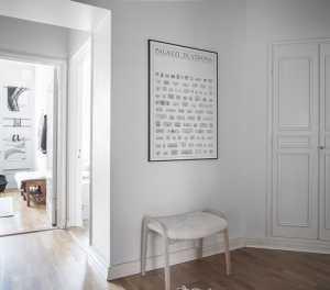 现代简约与欧式混搭样板房设计