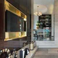 电视背景墙二居吊顶现代客厅效果图