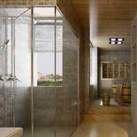 卫生间内墙马赛克瓷砖装修效果图