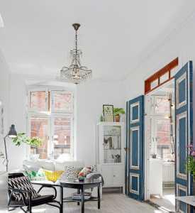 現代簡約風格現代時尚客廳窗簾設計圖紙效果圖