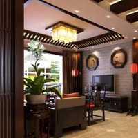 欧式美式客厅装修效果图