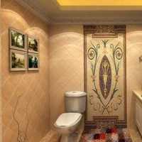 时尚富裕型地中海淋浴房装修效果图