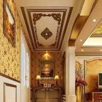新古典风格别墅装修室内效果图