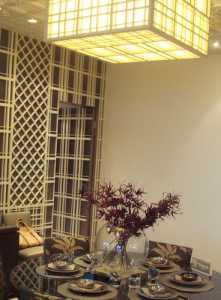 现代餐厅样板房片效果图