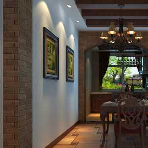 新古典风格别墅二楼客厅效果图