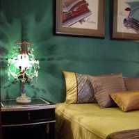 沙发背景墙实木家具装修效果图