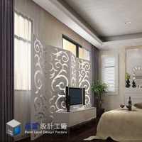 上海佳园装潢卧室