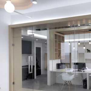 周浦万达65平方办公空间设计