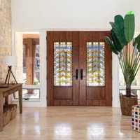 128平米用墙纸和复合地板装修预算