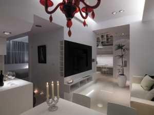 55平米LOFT公寓现代简约风全屋整装,麻雀虽小五脏俱全_