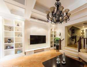 134平米三室两厅如何装修?现代风格三室两厅装修案例_保驾