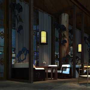 谁有北京中海瓦尔登湖别墅B户型装修效果图