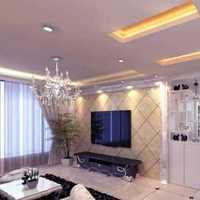 现代简约别墅挑高客厅效果图