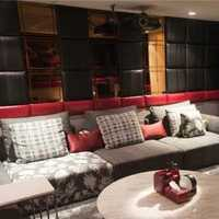 北京5萬裝修100平奢華兩室兩廳