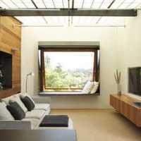 现代简约四居室玄关走廊效果图