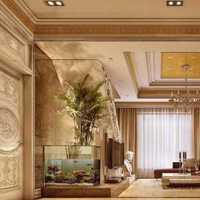豪华东南亚复式房装修效果图