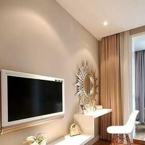 83平方2室1厅装修效果图