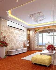 北京110平米三居室房子裝修大概多少錢