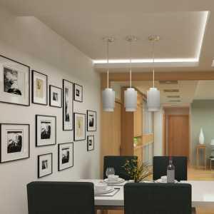 新古典别墅卧室圆形水晶灯吊顶效果图