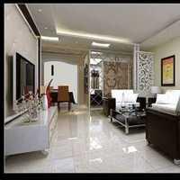 在重庆江津8090平方米的房子两居室一般装修能花