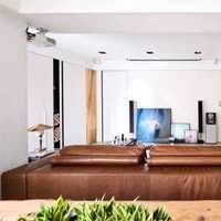 23平超小户型客厅装修效果图
