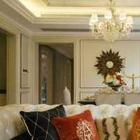 长条形一居室装修效果图