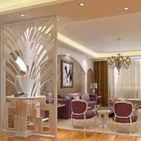 100平现代三居室装修效果图