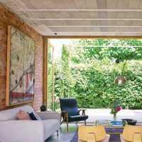 现代厨房复合实木地板效果图