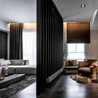 客厅茶几现代电视背景墙装修效果图