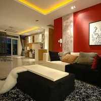 北京裝修臥室紫色圓床