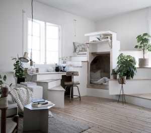 北欧风格卧室装饰