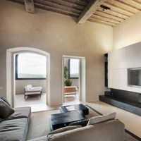 客厅木板油漆颜色装修效果图
