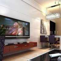 唯美现代灯居室装修效果图
