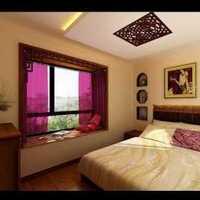 温馨田园欧式大气暖色调卧室浪漫飘窗简洁照片墙阳台
