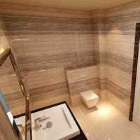 65平两室两厅装修效果图