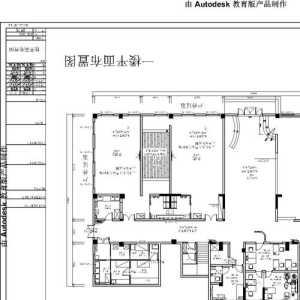 长条型老房子装修图